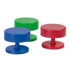 Borholder 3 stk. magnetisk