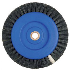 Sorte børster 2 rk. Ø 70 mm