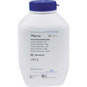 Orthocryl EQ polymer klar 10 kg.