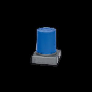 S-U Modellervoks blå til kroner/broer 45 g.